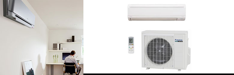 Mini split heat pumps are incredibbly efficient and reliable cooling systems! Get yours today!