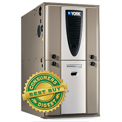 We carry York Furnaces.