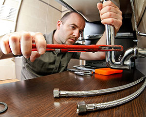 We provide expert plumbing service and repair!