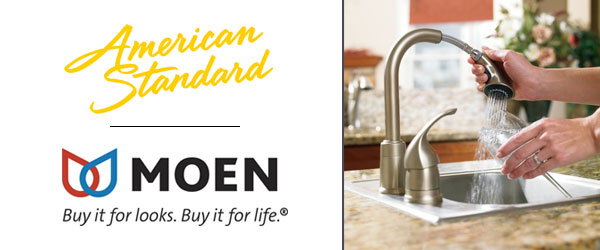 Remodeling Services, New Fixture and Faucet Installation.